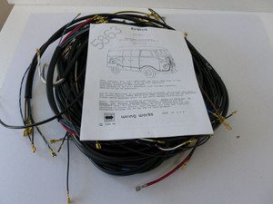 Wiring Harness, Bus 1958-1963