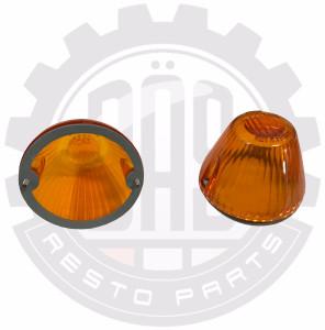 Bullet Indicator Lens Type3 Amber