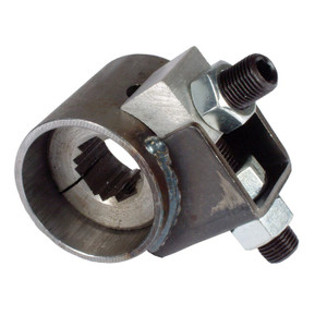 Weld-In Front Axle Beam Adjuster for Ball Joint