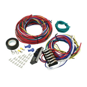 Wiring Loom for Universal Application