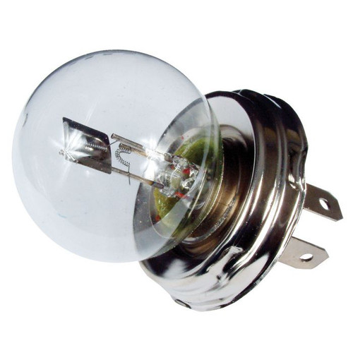 Headlight bulb 410 6v 45/40W with P45T Fitment Base