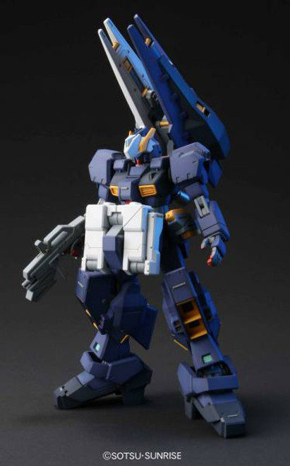 1/144 HGUC RX121-2 Gundam Advanced Hazel High Mobility Type