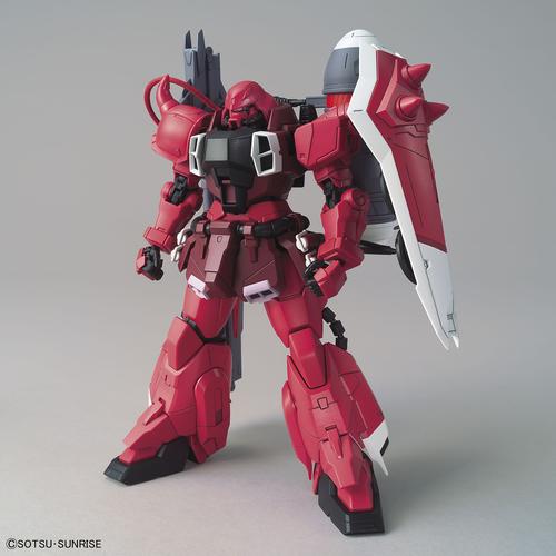 1/100 MG Gunner Zaku Warrior (Luminaria Hawke use)
