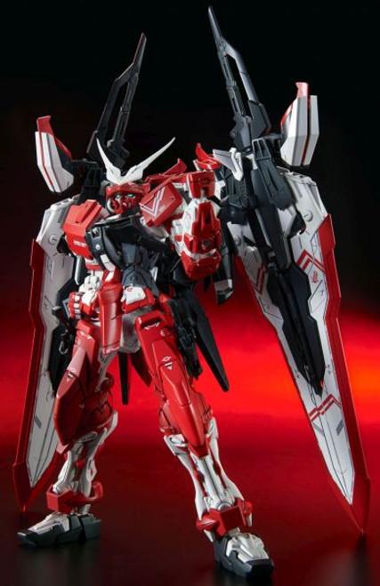 Limited Edition 1/100 MG MBF-02VV GundamAstray Turn Red