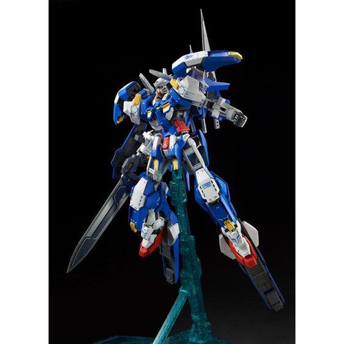 Limited Edition 1/100 MG GN-001/hs-A01D Gundam Avalanche Exia Dash