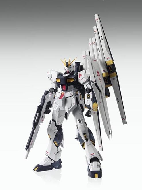 1/100 MG RX-93 Nu Gundam Ver.Ka