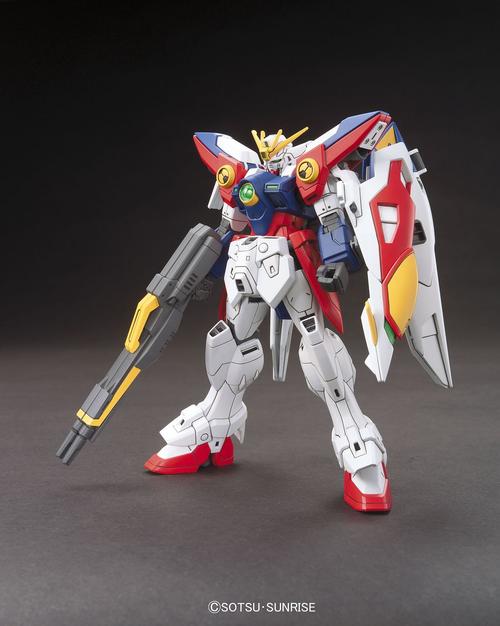 1/144 HGAC XXXG-00W0 Gundam Wing Zero