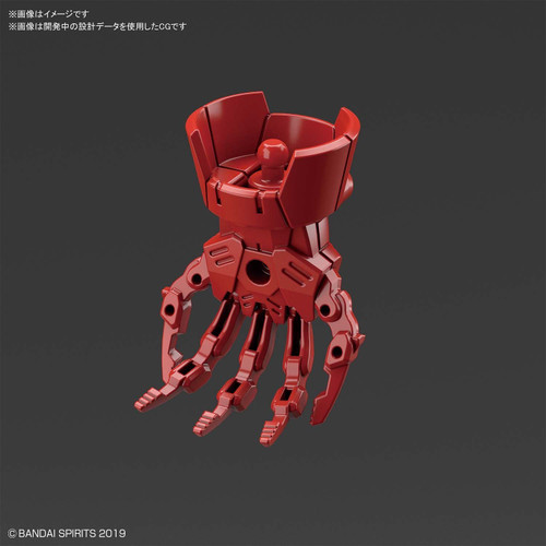 1/144 30MM Optional Armour Elite Officer for Cielnova Exclusive (Red)