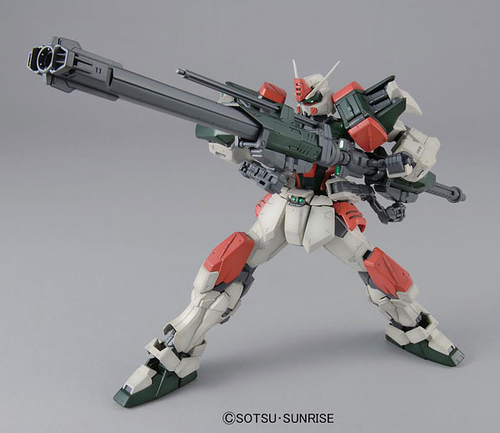 1/100 MG Gundam Buster Gundam