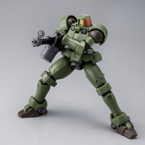 P-Bandai 1/144 HGAC OZ-06MS Leo (Full Weapon set)