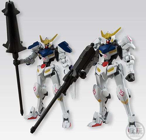 Universal Unit S1 ASW-G-08 Gundam Barbatos Third Form or Fourth Form)