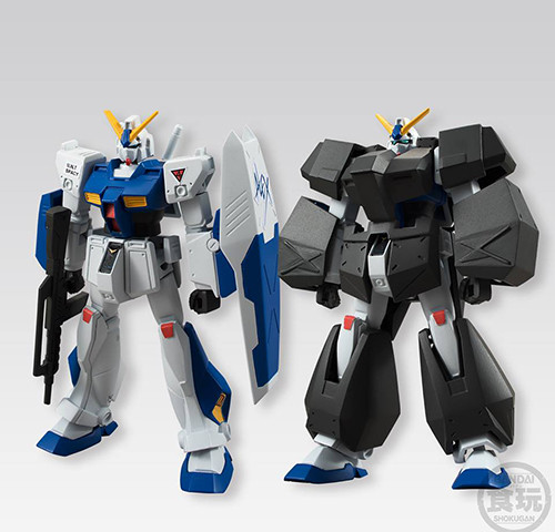 Universal Unit S1 RX-78NT-1 Gundam NT1 (Normal Equipment or Chobham Armour)