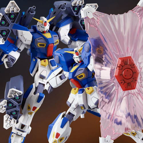 P-Bandai 1/100 MG Gundam F90  Mission Pack B&K Type