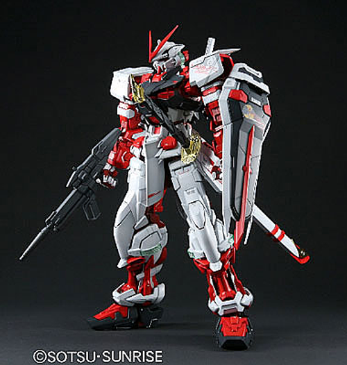 1/60 PG MBF-P02 Gundam Astray Red Frame