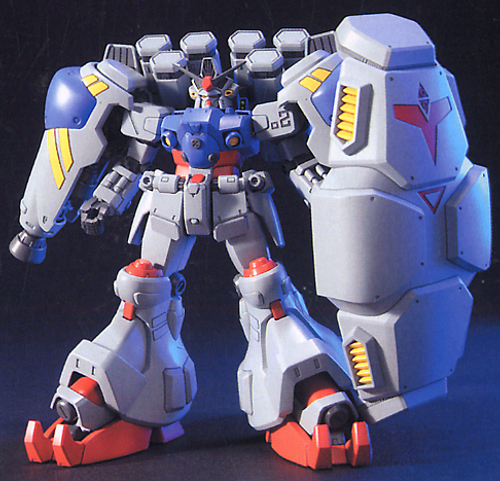 1/144 HGUC RX-78GP02A Gundam GP02A (Type MLRS)
