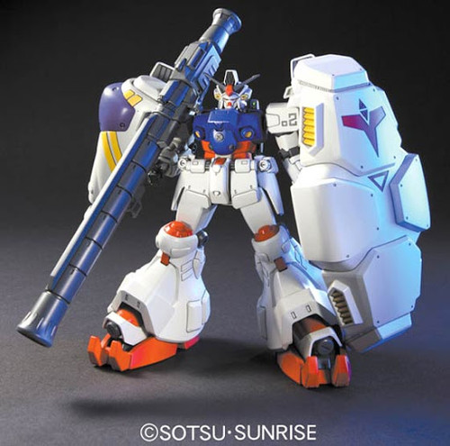 1/144 HGUC RX-78GP02A Gundam GP02A