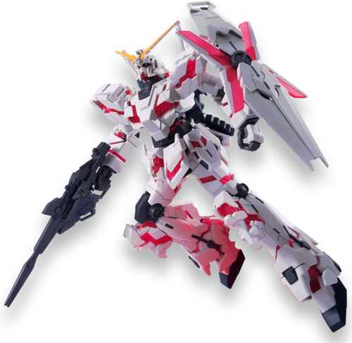 1/144 HGUC RX-0 Unicorn Gundam Destroy mode