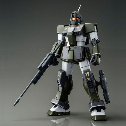 P-Bandai 1/100 MG GM Sniper Custom (Tenneth A. Jung use)