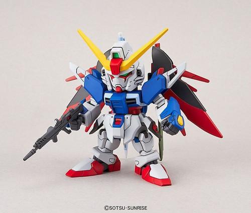 SD EX Standard 009 Destiny Gundam