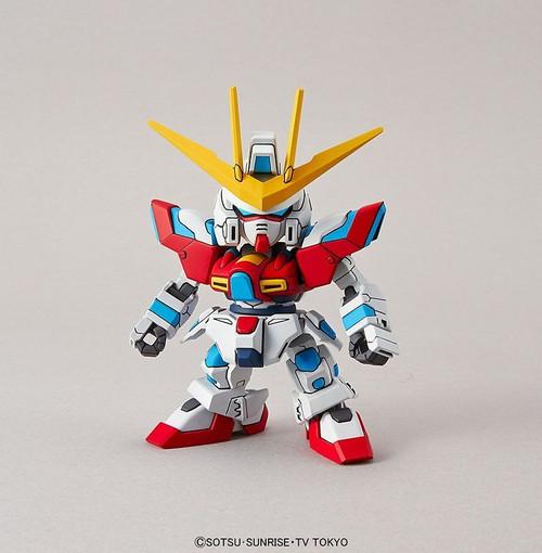 SD EX Standard 011 Try Burning Gundam