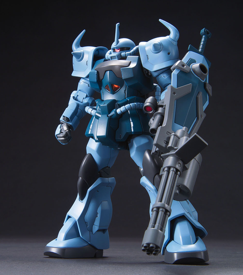1/144 HGUC MS-07B-3 Gouf Custom