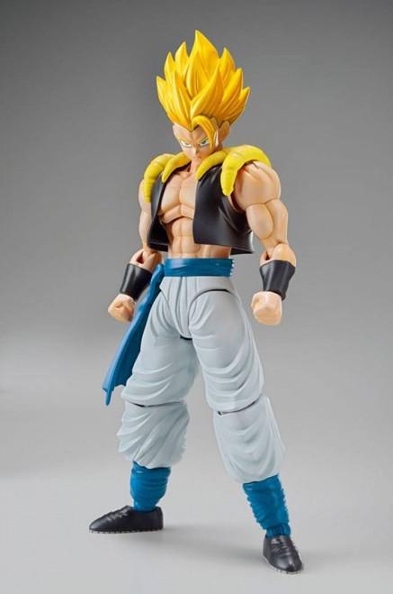 Limited Edition Figure Rise Super Saiyan Gogeta