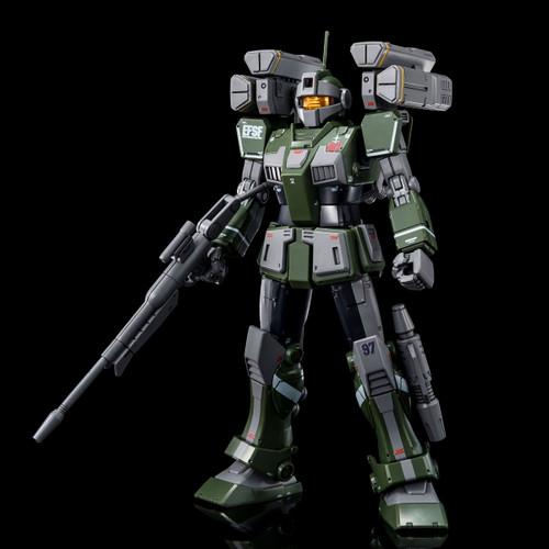 P-Bandai 1/144 HG ORIGIN GM Sniper Custom with Missile Launcher