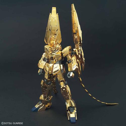 1/144 HGUC RX-0 Unicorn Gundam 03 Phenex (Unicorn mode) Narrative ver. (Gold coating)