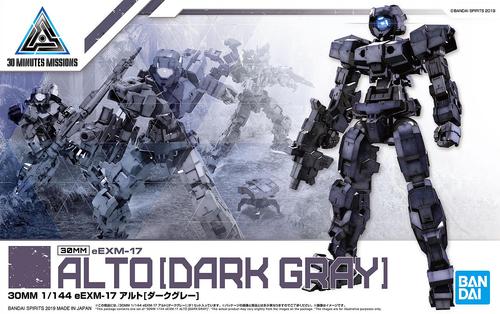 1/144 30MM EEMX-17 Alto (Dark Grey)