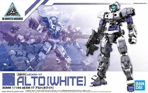 1/144 30MM EEMX-17 Alto (White)