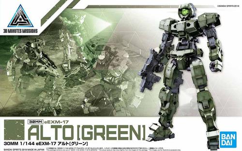 1/144 30MM EEXM-17 Alto (Green)