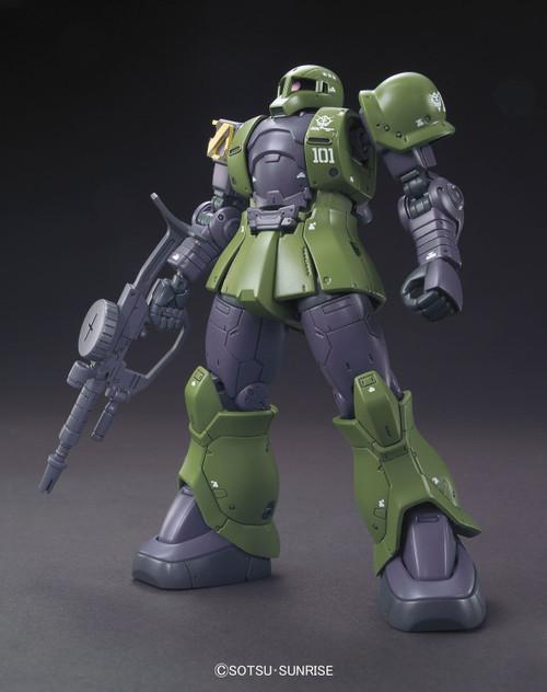 1/144 HG THE ORIGIN MS-05 Zaku I Denim/Slender