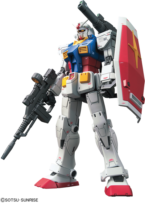 1/144 HG THE ORIGIN RX-78-02 Gundam