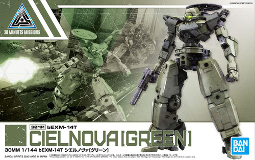 1/144 30MM BEXM-14T Cielnova (Green)