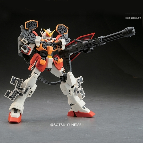 1/100 MG XXXG-01H Gundam Heavyarms EW