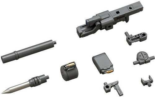 Modeling Support Goods Weapon Unit 03 Folding Cannon