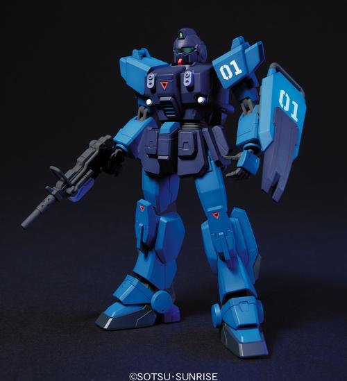 1/144HGUC RX-79BD-1 Blue Destiny Unit 1