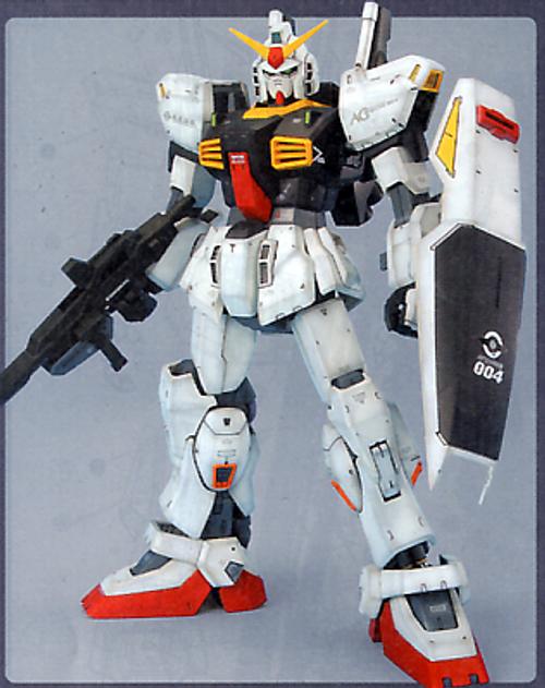 1/100MG RX-178 Gundam Mk. II AEUG 2.0