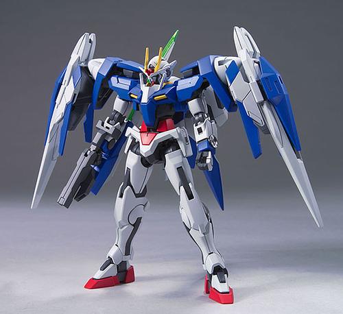 1/144 HG 00 Raiser + GN Sword III