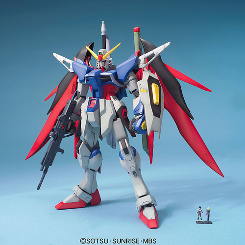 1/100 MG ZGMF-X42S Destiny Gundam