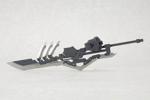 Modeling Support Goods Heavy Weapon Unit 03 Unite Sword (Renewal)