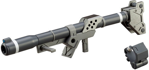Modeling Support Goods Weapon Unit 02 Hand Bazooka