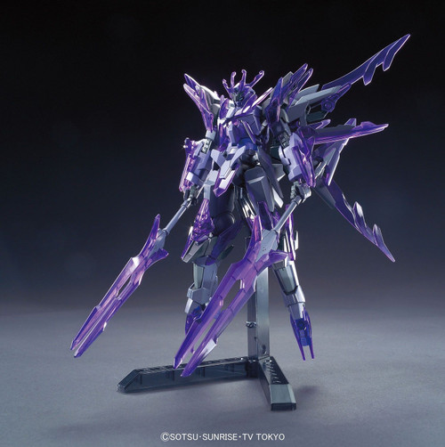 1/144 HGBF Gundam Transient Glacier