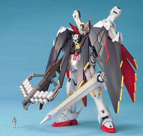 1/100 MG Crossbone Gundam X-1 Full Cloth