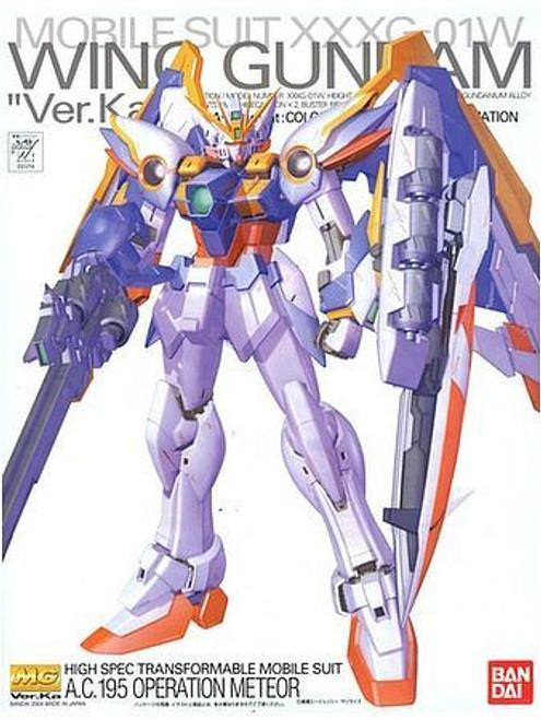 1/100 MG XXXG-01W Gundam Wing ver Ka
