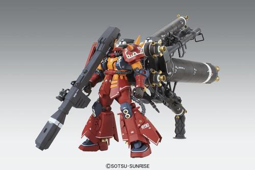 1/100 MG MS-06R High Mobility Psycho Zaku ver Ka