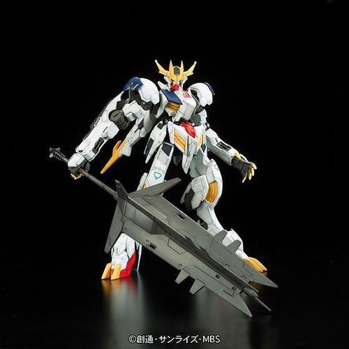 1/100 Full Mechanics ASW-G-08 Gundam Barbatos Lupus Rex