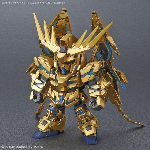 SD Cross Silhouette Phoenix Gundam Destroy mode
