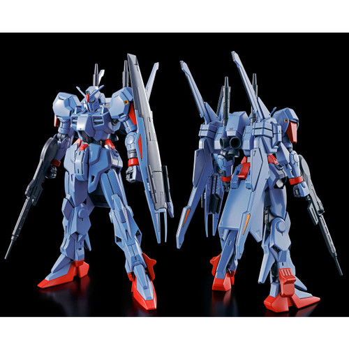 P-Bandai 1/144 HGUC MSF-007 Gundam Mk III