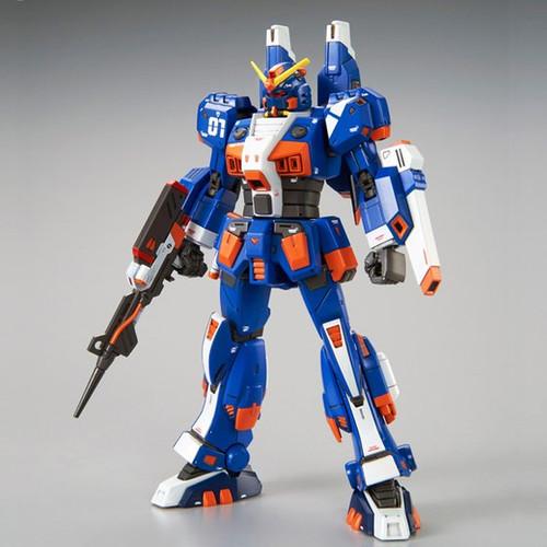 P-Bandai  1/144 HGUC RAG-79-G1 Gundam Marine Type (Gundiver)